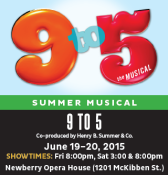 Newberry Players Work '9 to 5″ the Musical