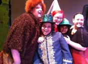 Tryon Youth Theater Takes Dorothy to 'Wonderland'