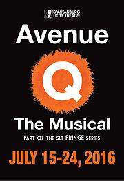 spartanburg little theatre avenue q