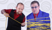 World-Class Magician, Master Mentalist Return to Asheville