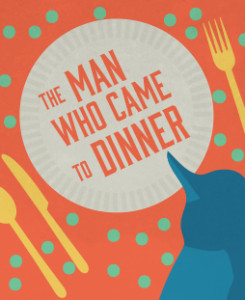 'The Man Who Came to Dinner' at Asheville Community Theatre @ Asheville Community Theatre | Asheville | North Carolina | United States