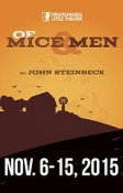 Spartanburg Little Theatre Holds Auditions for Steinbeck's 'Of Mice and Men' Sept. 13 & 14
