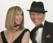 'Frank Sinatra and Barbra Streisand' Unite at Flat Rock Playhouse