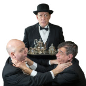 REVIEW: The Butler Did It in NC Stage Company's Farce 'Jeeves Intervenes'