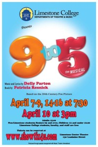 '9 to 5: The Musical' at Limestone College