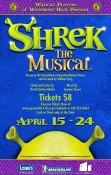 Woodmont High School Presents 'Shrek the Musical' April 15-24