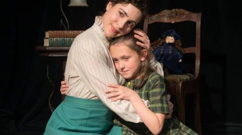 REVIEW: South Carolina Children's Theatre's 'Miracle Worker' is Insightful, Entertaining Journey