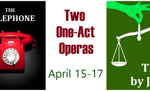 Spartanburg Repertory Opera Presents THE TELEPHONE and TRIAL BY JURY @ St. John's Lutheran Church | Spartanburg | South Carolina | United States
