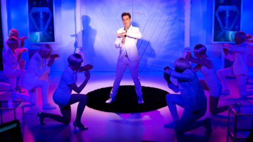 "REVIEW Soylent White: NC Stage Boldy Explores ""Brave New World"" in Premiere Musical"