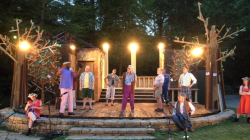 Summer Shakespeare Abounds in Upstate Parks, Theatres
