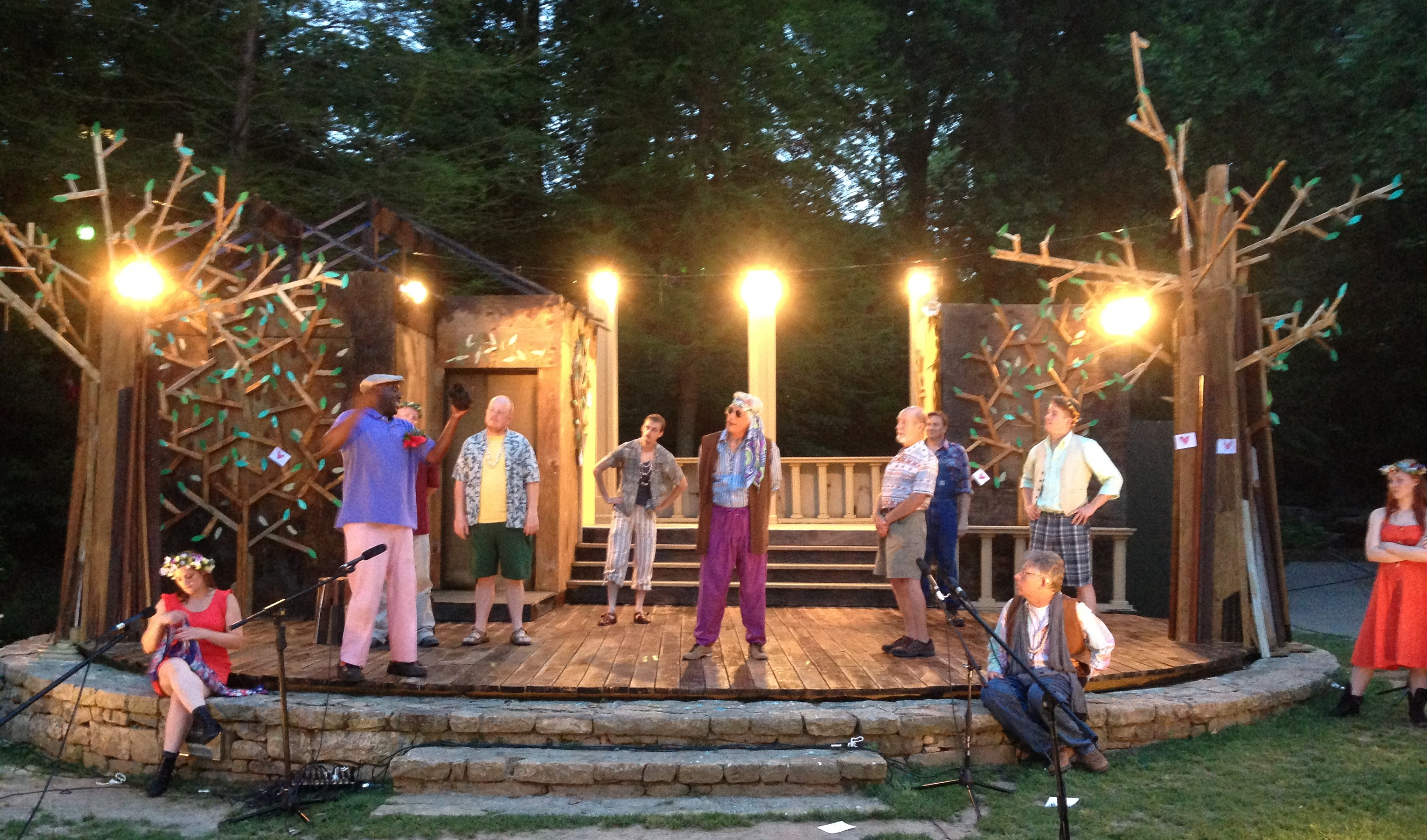 shakespeare as you like it effective