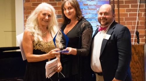 Dr. Kat, Mill Town & GLT Reign at SC Theatre Awards