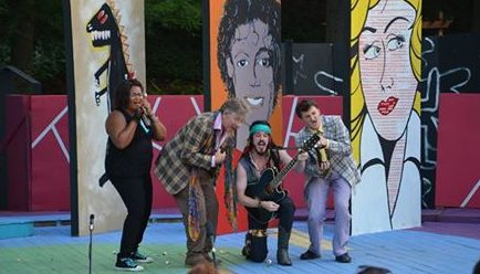 "Upstate Shakespeare Festival Hails Bard's 400th Birthday with ""As You Like It"""