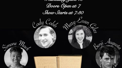 "SPECIAL PREVIEW: ""Letters from the Public"" Adapted Into Songs at Coffee Underground"