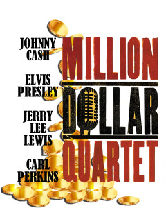 """Million Dollar Quartet"" at Centre Stage @ Center Stage Theatre"