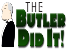 """The Butler Did It"" at Abbeville Opera House"