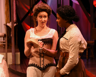 Experience the Threads of Love in 'Intimate Apparel' at Centre Stage @ Center Stage Theatre | Greenville | South Carolina | United States