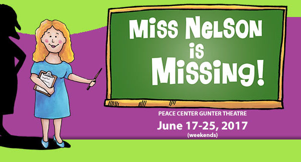 "SCCT's ""Miss Nelson is Missing"""
