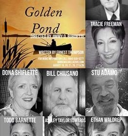 REVIEW: Walhalla's 'On Golden Pond' is Poignant Sentimental Fare with Great Casting