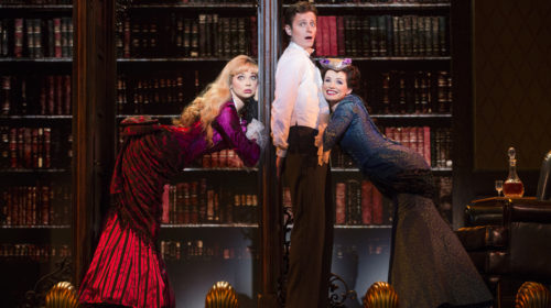 REVIEW: Murder is Devilishly Exhilarating in 'Gentleman's Guide' at Peace Center