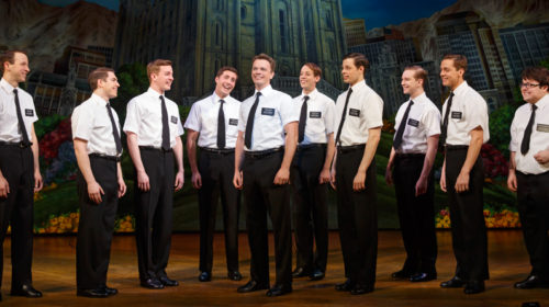 Peace Center Launches $25 Ticket Lottery for 'The Book Of Mormon'