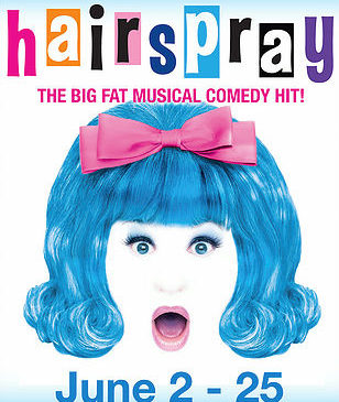 "Greenville Little Theatre Does ""Hairspray: The Broadway Musical"" @ Greenville Little Theatre 