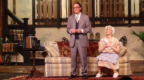 REVIEW: Limestone's 'Noises Off' is Stellar Laugh Riot!