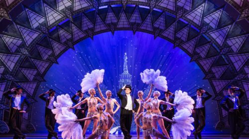 "REVIEW: 'An American in Paris"" is Sublime Artistry in Motion at Peace Center"