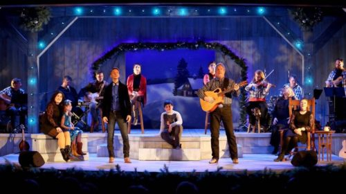 REVIEW:  'Christmas in Dixie' Reminds Us of Southern Christmas Magic