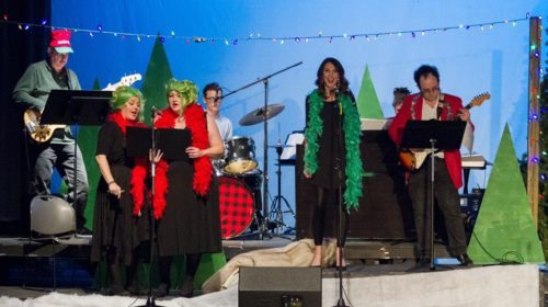 REVIEW: FIREside Radio Makes Christmas Great Again in Rockin' Revue
