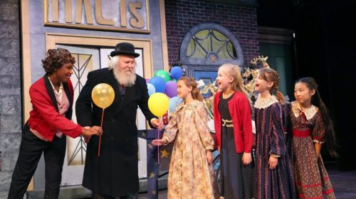 REVIEW: GLT Brings Holiday Treasure to Life with Heartwarming Sentiment