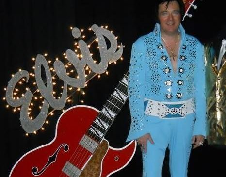 Electric City Playhouse presents Ken Culbertson's Tribute to Elvis and American Legends.. @ Electric City Playhouse