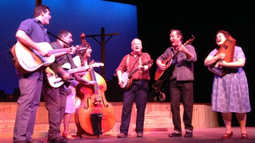 The Man in Black Ignites Spartanburg Little Theatre Stage with 'Ring of Fire'