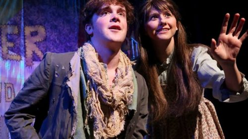 REVIEW: You'll Be Hooked by GLT's Enchanting 'Peter and the Starcatcher'
