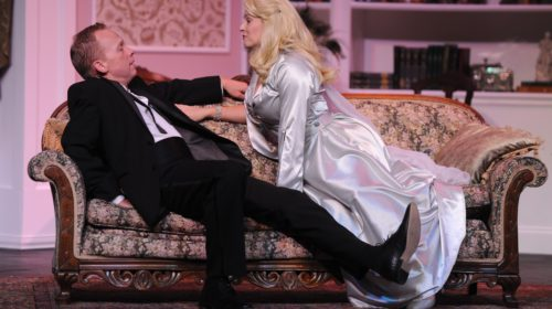 REVIEW: Spartanburg Little Theatre Revives More Than a Classic in Noel Coward Comedy