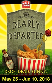 "an analysis of dearly departed a play by david bottrell and jessie jones Women of words premiered its sixth show at the campbell theater this weekend, opening ""dearly departed"" on friday, a goofy southern comedy about life, death, and family written by david dean bottrell and jessie jones, ""dearly departed"" premiered in new haven connecticut in 1991, and that ."