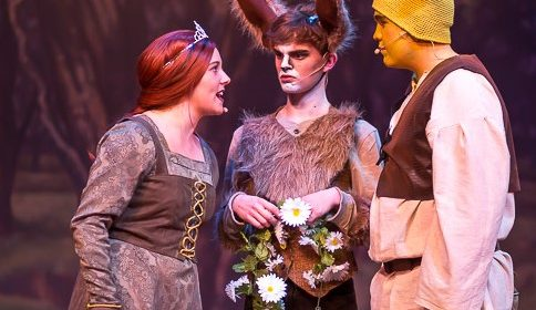 REVIEW: I'm a Believer! Oakbrook Prep's 'Shrek' is a Musical Sensation