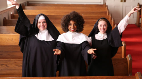 "Hallelujah!!! ""Sister Act The Musical"" Opens March 16 at Centre Stage"