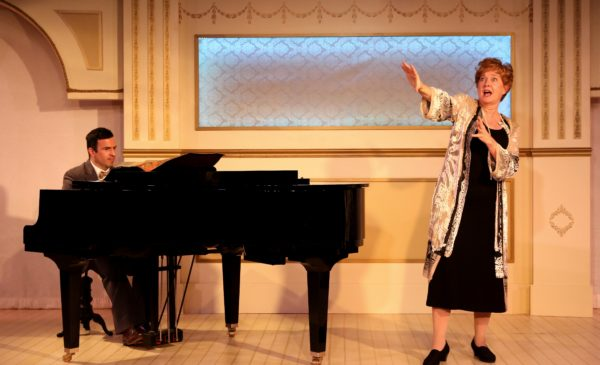 REVIEW: 'Souvenir' Offers Hilarious, Uplifting Take on Florence Foster Jenkins at NC Stage Company