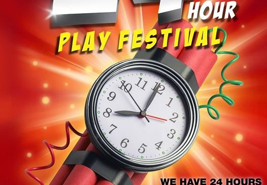 24 Hour Play Festival at Greenville Little Theatre @ Greenville Little Theatre