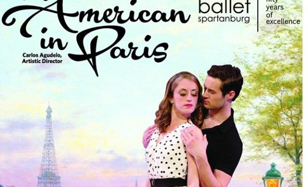 REVIEW: Ballet Spartanburg Bids Au Revoir to 50th Year with Momentous 'An American in Paris