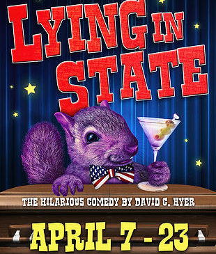 'Lying In State' at Greenville Little Theatre @ Greenville Little Theatre | Greenville | South Carolina | United States