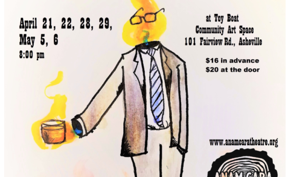 Anam Cara Theatre Company presents 'Prairie Fire' @ Toy Boat Community Art Space