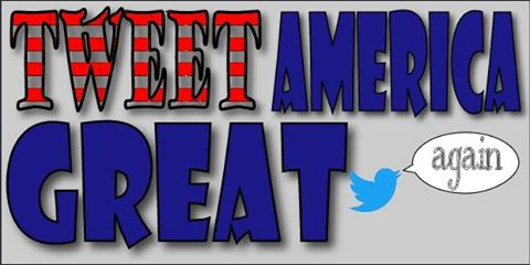 Tweet America Great Again at CAFE AND THEN SOME @ Cafe and Then Some