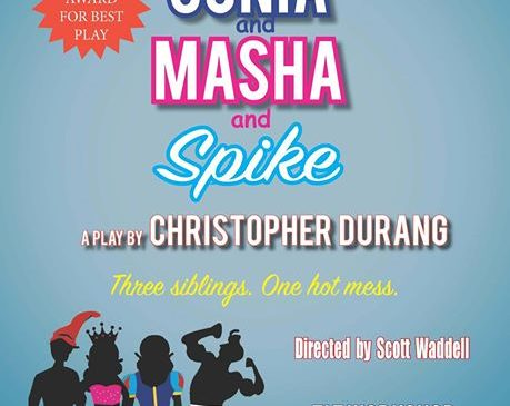 "Tryon Little Theater Presents ""Vanya and Sonia and Masha and Spike"" @ Tryon Little Theater"