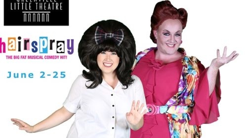 SPECIAL PREVIEW: Big Hair & Big Message Reign in Greenville Little Theatre's 'Hairspray'