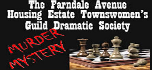 The Farndale Avenue H.E.T.G.D.S. Murder Mystery at Foothills Playhouse @ Foothills Playhouse | Easley | South Carolina | United States