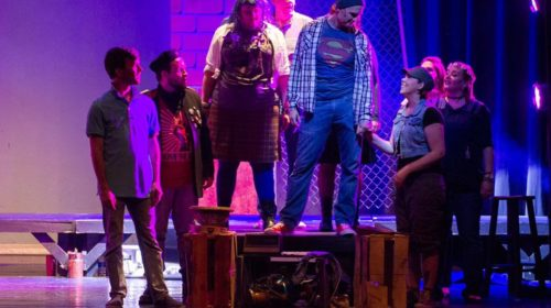 REVIEW: FIRE Theatre Prepares Ye for Blaze of Glory in 'Godspell'
