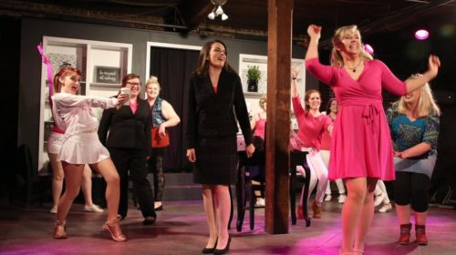 REVIEW: Market Theatre Thrives with Blonde Ambition in Elle Woods Musical