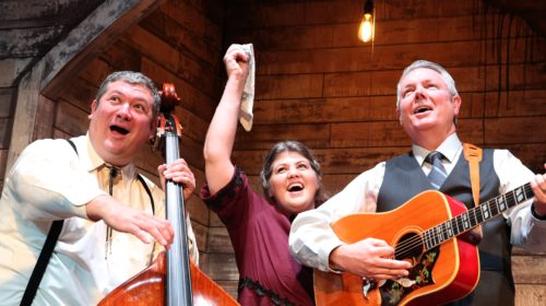 REVIEW: Mill Town Players are Smokin' on the Mountain